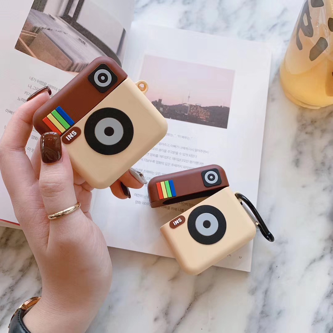 Instagram Airpod Case